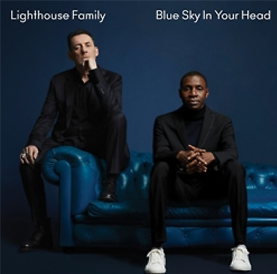 Lighthouse Family Blue Sky In Your Head  2 CASSETTE SET  NEW(4TH JULY)