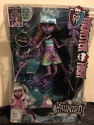 Monster High Haunted River Styxx Doll