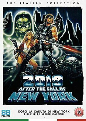 2019 AFTER THE FALL OF NEW YORK [DVD][Region 2]