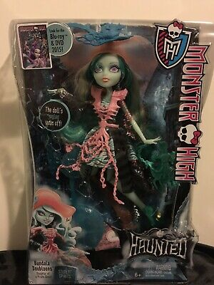 Monster High Haunted Vandala Doubloons Doll