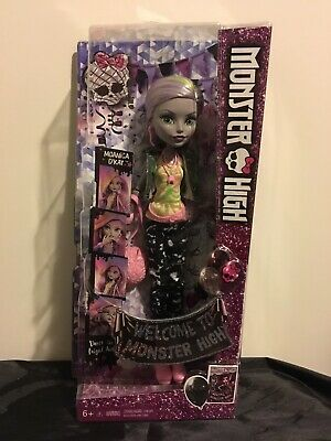 Welcome To Monster High Moanica D'Kay Doll