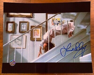 "Linda Blair Signed ""The Exorcist"" 8x10 Photo (Legends COA) MINT & In Safe Cover!"