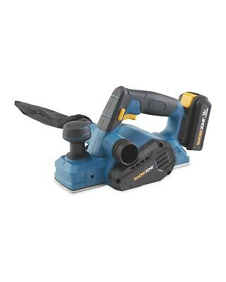 Workzone 18v Cordless Planer with battery & charger