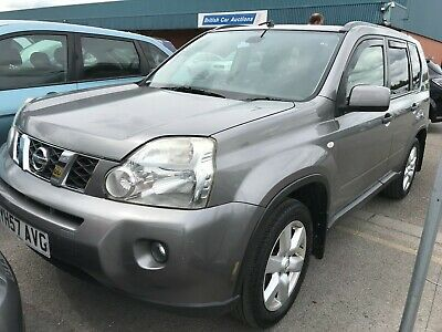 57 Nissan X-Trail 2.0 Dci Sport - Panoroof, Alloys, Climate, Privglass, Fabulous