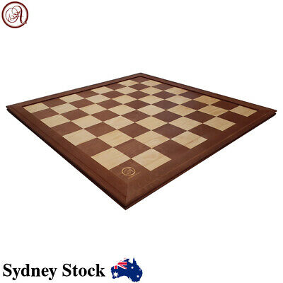 AMBRIZZOLA 50cm Wooden Chess board