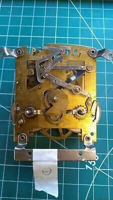 Vintage Enfield Clock Movement