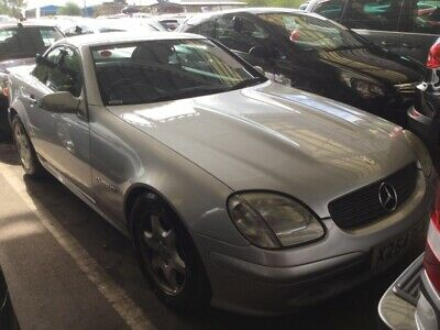 2000 Mercedes-Benz Slk 230K 2.3 Tip- Leather 90K Miles *Roof Issue* Nice Car