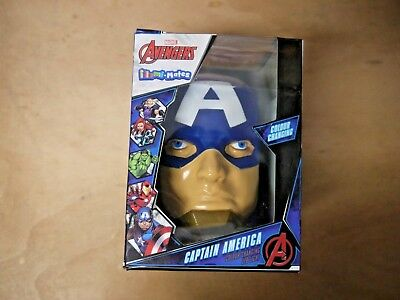 MARVEL Avengers, Captain America Illumi-mate, BN, relisted due to non payer