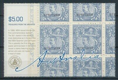 [72490] New South Wales 2005 good stamp Very Fine MNH
