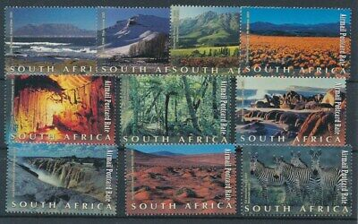[72706] South Africa 2001 good set Very Fine MNH stamps