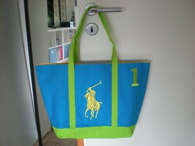 Ralph Lauren The Big Pony 1 Collection Tasche/ Shopper * NEU *
