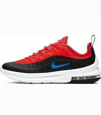 Nike Air Max Axis (GS) Girls/Womens Trainers AH5222 601 Size UK 4/EUR 36.5