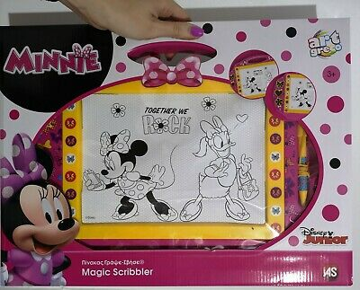 Disney Junior Kids Minnie Magic Scribbler Free Postage