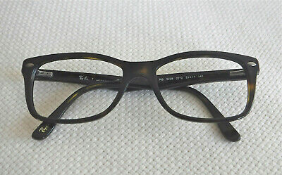 5e59aeff13 Agréable Ray-Ban Lunettes Tortue Cadres RB5228-2012 (Monture Uniquement)  Taille