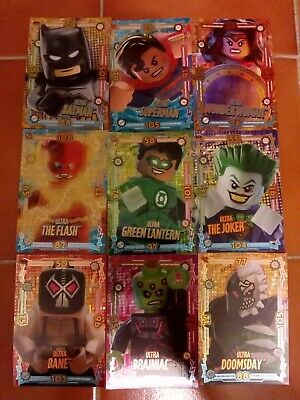 Lego Batman Dc Trading Card  Ultra Foil Cards   **Buy 2+ For A 25% Discount**