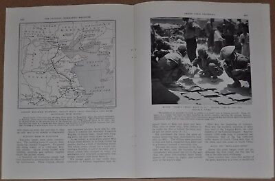 1937 CHINA'S Grand Canal magazine article, people, history, etc
