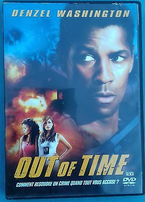 DVD OUT OF TIME Ref 0020