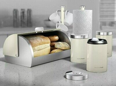 Morphy Richards 6 piece Kitchen Set - cream.BNIB.