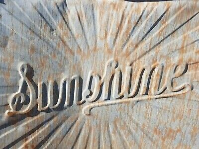Mckay sunshine Advertising Sign