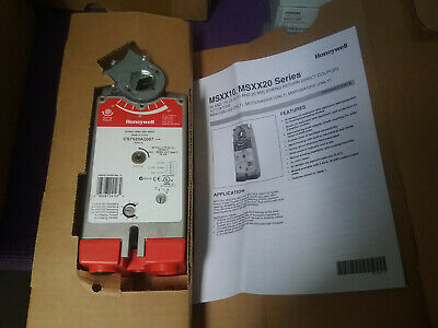 Honeywell, Ms7520A2007, Direct Coupled Actuator 24Vac 20Nm S20010  ((New))