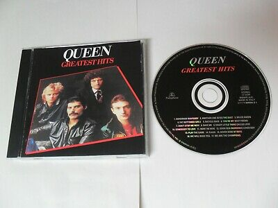 QUEEN – Greatest Hits (CD 1994) ITALY Pressing