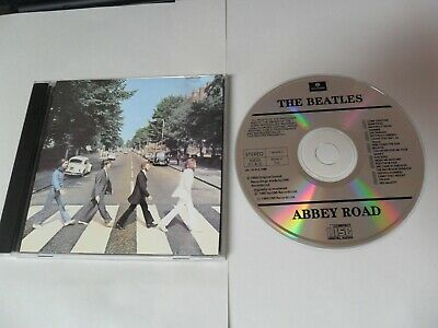 The Beatles - Abbey Road (CD) ITALY Pressing