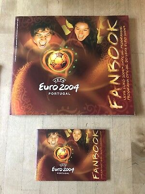 Uefa Euro 2004 Portugal Official Programme: Fanbook And Guide Book