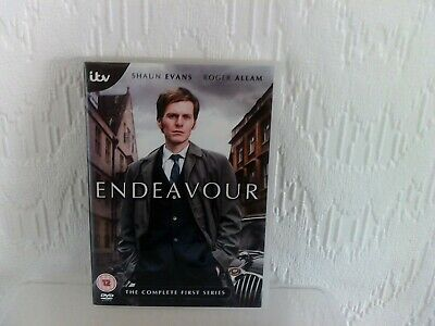 Endeavour- Complete Series 1 DVD- Used but very good condition