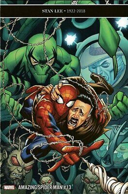 Amazing Spider-Man (Vol 6) #13 Presque Neuf (NM) ( Cvra ) Marvel Comics Âge