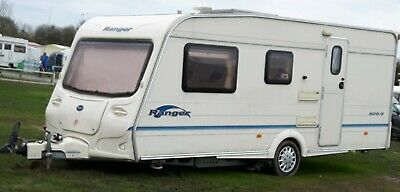 Bailey Ranger 500/5 5 Berth Caravan with Motor Mover and Dorema Awning