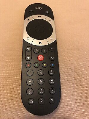 Sky Q latest Version 2 Touch infra-red Remote control Bluetooth