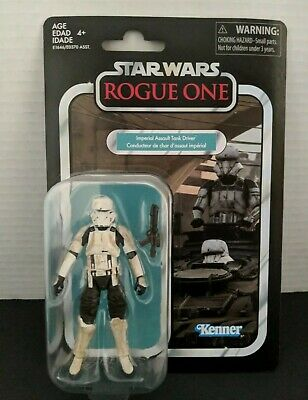 Star Wars Vintage Collection - Imperial Assault Tank Driver - ROGUE ONE