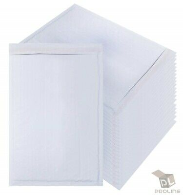 Any Size White Kraft Bubble Mailers Shipping Mailing Padded Bags Envelopes