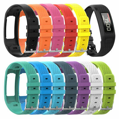 Replacement Silicone Wrist Watch Band Strap with Clasp For Garmin Vivofit 2 S/L
