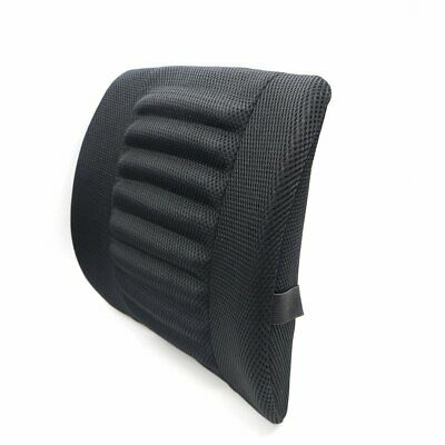 Lumbar Muscle Relief Cushion Lower Back Pain Comfort Support Pillow Car/Office