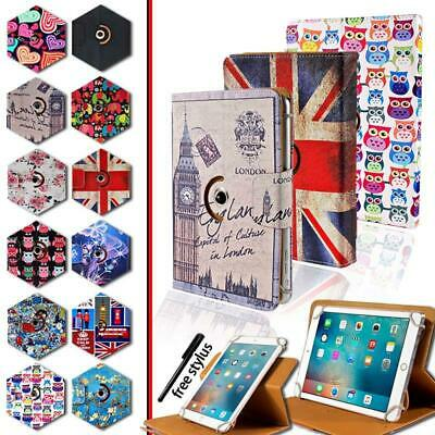 """Rotating Stand Wallet Leather Cover Case For All 7.9"""" iPad Mini / 9.7"""" iPad"""