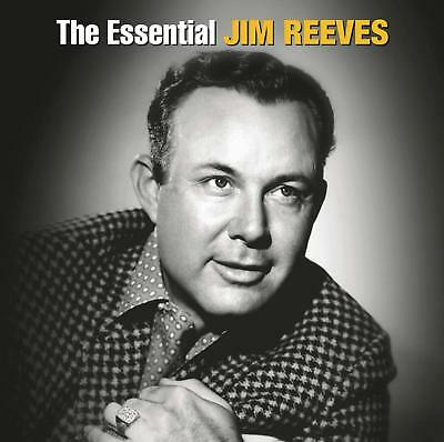 Jim Reeves (2 Cd) The Essential ~ Vintage Country ~ Greatest Hits/Best Of *New*