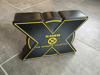 X-MEN The Ultimate Collection DVD Special Edition in Sammlerbox