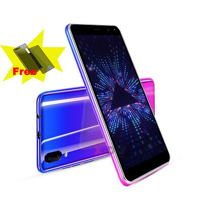 "2019 Cheap Unlocked 3G GSM Android 8.1 Smart Cell Phone 5.5"" for ATT T-Mobile US"