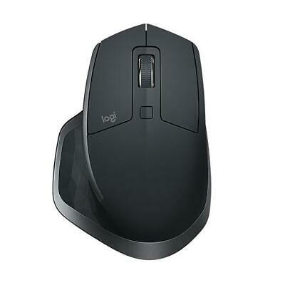 Logitech Mx Master 2S Graphite Wireless Bluetooth Mouse 4000 Dpi