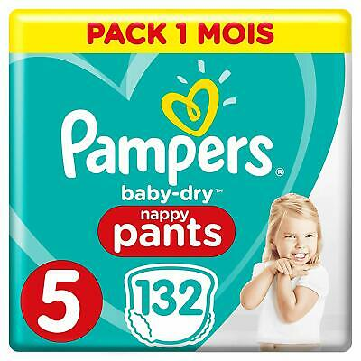 Pampers - Baby Dry Pants - 153 Couches-culottes Taille 5 (12-17 kg)