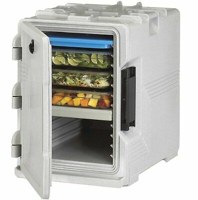 Cambro (UPCS400480) Front-Loading Ultra Pan Carrier - S-Series Speckled Gray