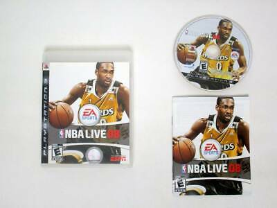 NBA Live 09 game for Sony PlayStation 3 -Complete