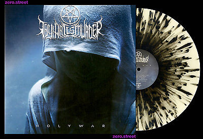 THY ART IS MURDER Holy War LP on CLEAR SPLATTER New SEALED Colored Vinyl /500