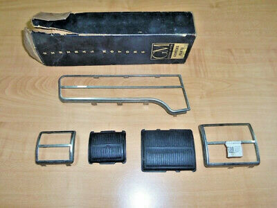 Nos 1965 66 67 68 69 1970  Chevrolet Pedal Trim Package Accy 3881783 4850 1780