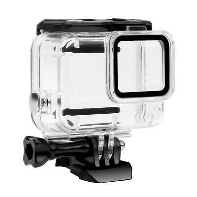 Waterproof Case Housing for Gopro Hero 7 Silver White Underwater Protection *DC