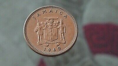 1969 Jamaica One Cent