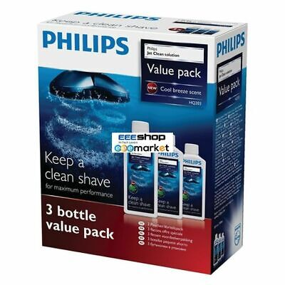 Philips HQ203/50 HQ 203/50 Reinigungsflüssigkeit Jet clean solution HQ203 Value