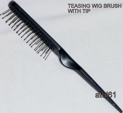 Stella Collection WIG Teasing Detangling Styling Brush Untangle With Smooth Tips