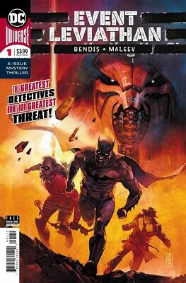 Event Leviathan (2019) #1 of 6 VF/NM Alex Maleev Cover